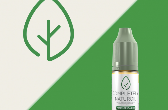 Completely Menthol Flavoured CBD Vape E-Liquid 300mg of CBD