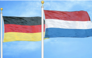 german dutch flags